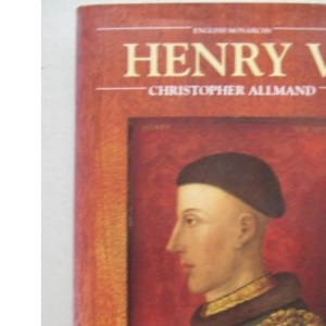 Henry V (The English Monarchs Series)