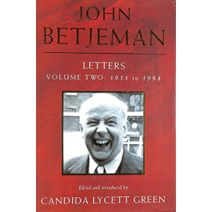 John Betjeman Letters: 1952 to 1984: Vol 2