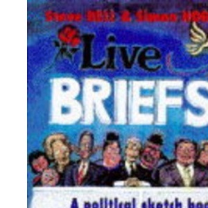 Live Briefs: A Political Sketchbook