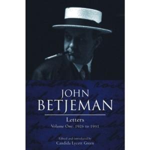 1926-1951 (v. I) (John Betjeman Letters)