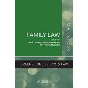 Family Law (Green's Concise Scots Law)