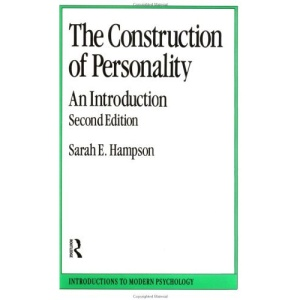 The Construction of Personality: An Introduction (Introductions to Modern Psychology)