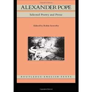 Selected Poetry and Prose (English Texts)