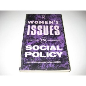 Women's Issues in Social Policy