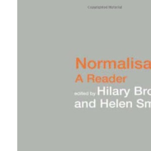 Normalisation: A Reader for the Nineties