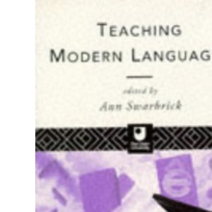 Teaching Modern Languages (Open University)