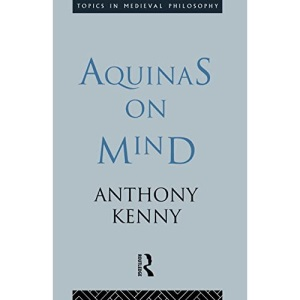 Aquinas on Mind (Topics in Medieval Philosophy)
