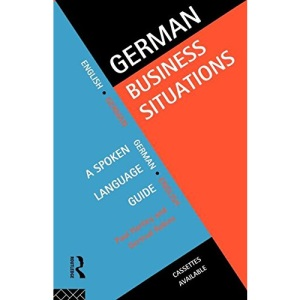 German Business Situations: A Spoken Language Guide