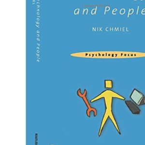 Jobs, Technology and People (Psychology Focus)