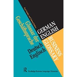 German/English Business Glossary (Business Language Glossaries)