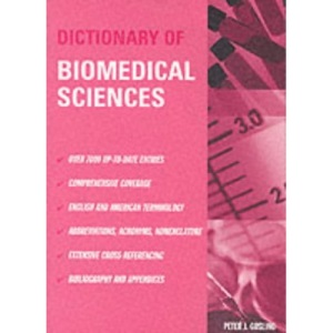 Dictionary of Biomedical Science