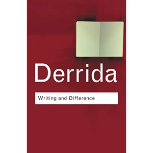 Writing and Difference (Routledge Classics)