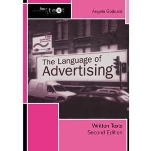 The Language of Advertising: Written Texts (Intertext)