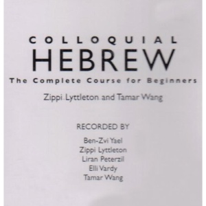 Colloquial Hebrew (Colloquial) (Colloquial Series)