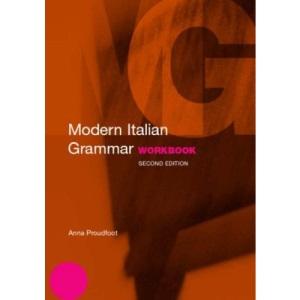Modern Italian Grammar Workbook (Grammar Workbooks)