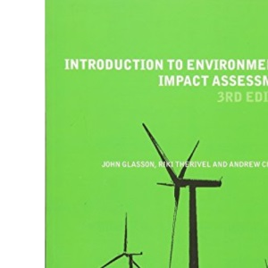 Introduction to Environmental Impact Assessment (Natural & Built Environment)