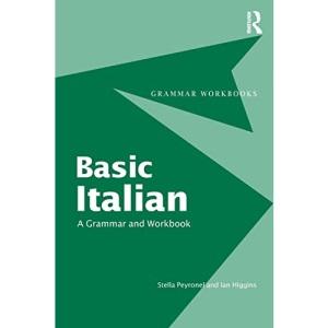 Basic Italian: A Grammar and Workbook (Grammar Workbooks)