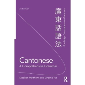 Cantonese: A Comprehensive Grammar (Comprehensive Grammars)