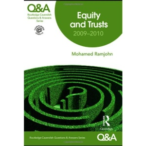 Equity and Trusts Q&A (Questions and Answers)