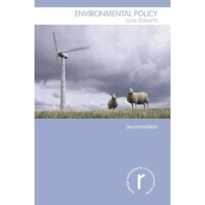 Environmental Policy (Routledge Introductions to Environment)