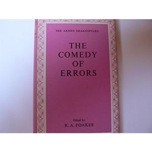 The Comedy of Errors (Arden Shakespeare)