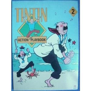 Tintin Action Play Book: No. 2