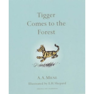Tigger Comes to the Forest (Winnie the Pooh Chapter Books)