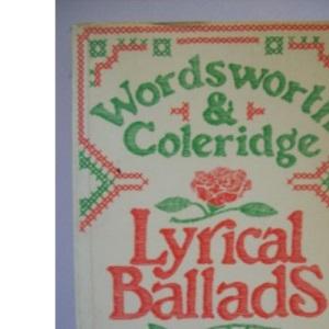 Lyrical Ballads (University Paperbacks)