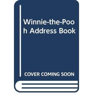 Winnie-the-Pooh Address Book