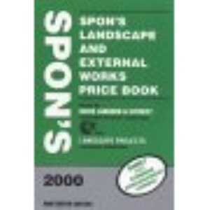 Spon's Landscape and External Works Price Book 2000