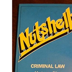 Criminal Law in a Nutshell (Nutshells)