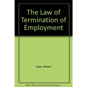 The Law of Termination of Employment