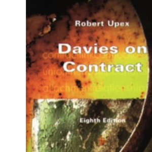 Davies on Contract (Concise Course Texts)