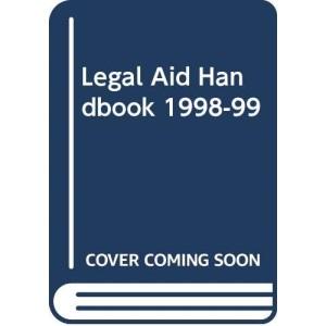 Legal Aid Handbook 1998-99
