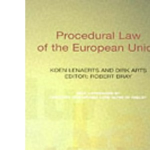 Procedural Law of the European Union