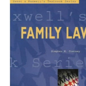 Family Law (Textbook S.)