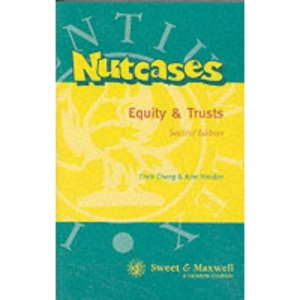 Equity and Trusts (Nutcases S.)