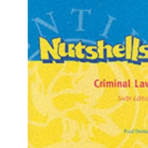 Criminal Law (Nutshells)