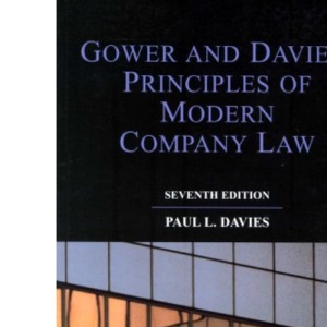 Gower and Davies: The Principles of Modern Company Law