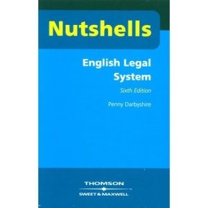 English Legal System (Nutshells)