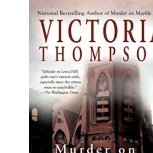 Murder on Lenox Hill (Gaslight Mysteries)