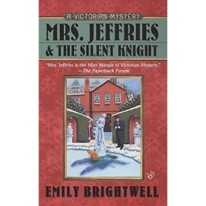 Mrs. Jeffries and the Silent Knight (Victorian Mysteries)