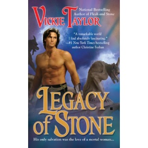 Legacy of Stone (Berkley Sensation)