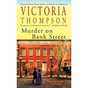 Murder on Bank Street: A Gaslight Mystery: 10 (Gaslight Mysteries)