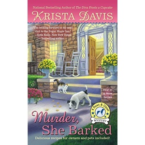 Murder, She Barked: A Paws & Claws Mystery: 01 (Paws and Claws Mysteries)