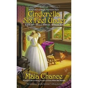 Cinderella Six Feet Under: 2 (Fairy Tale Fatal Mystery)