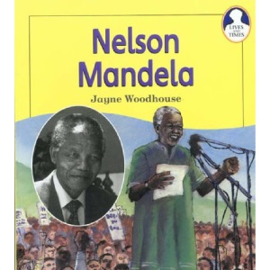 Lives and Times Nelson Mandela Paperback
