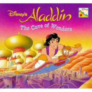 Aladdin: Push Out and Play (Disney Playbooks)