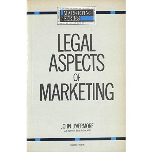 Legal Aspects of Marketing