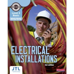 A Level 3 NVQ/SVQ Diploma Installing Electrotechnical Systems and Equipment Candidate Handbook (Electrical Installations NVQ 2010)